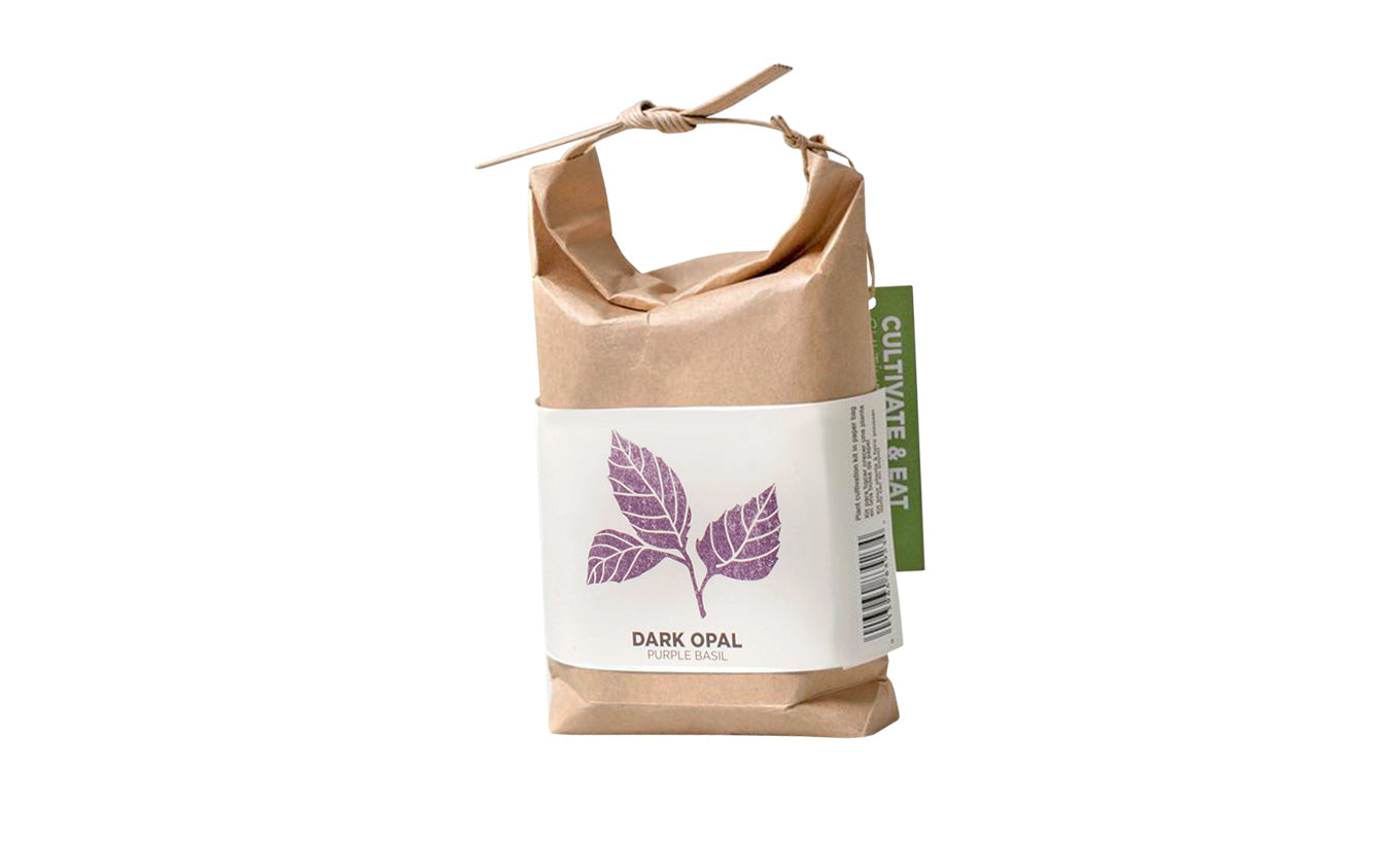 Cultivate & Eat Basil Kit