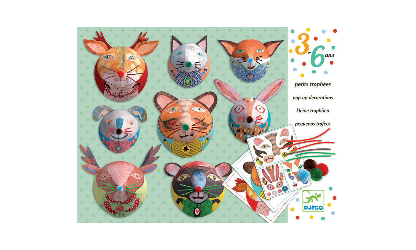 Animal Pop Up Decorations