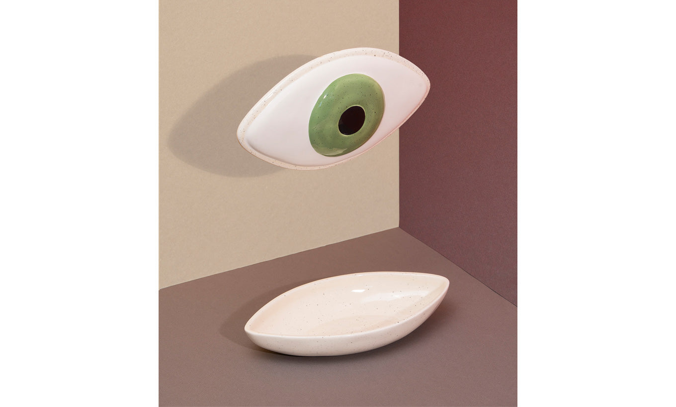 Eye Ceramic Trinket Dish