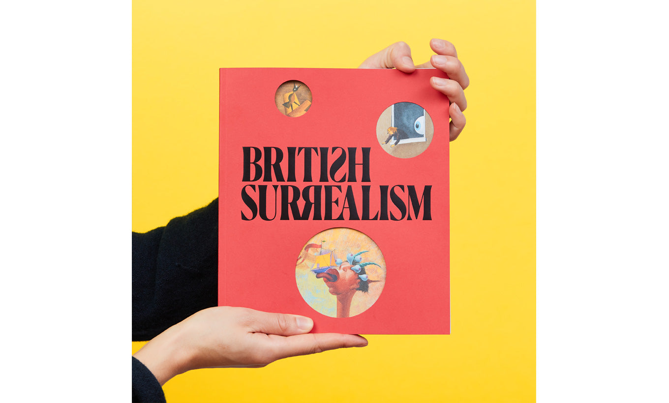 British Surrealism Exhibition Catalogue