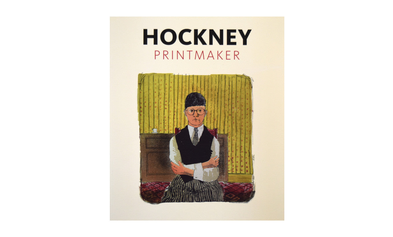 Hockney, Printmaker Catalogue