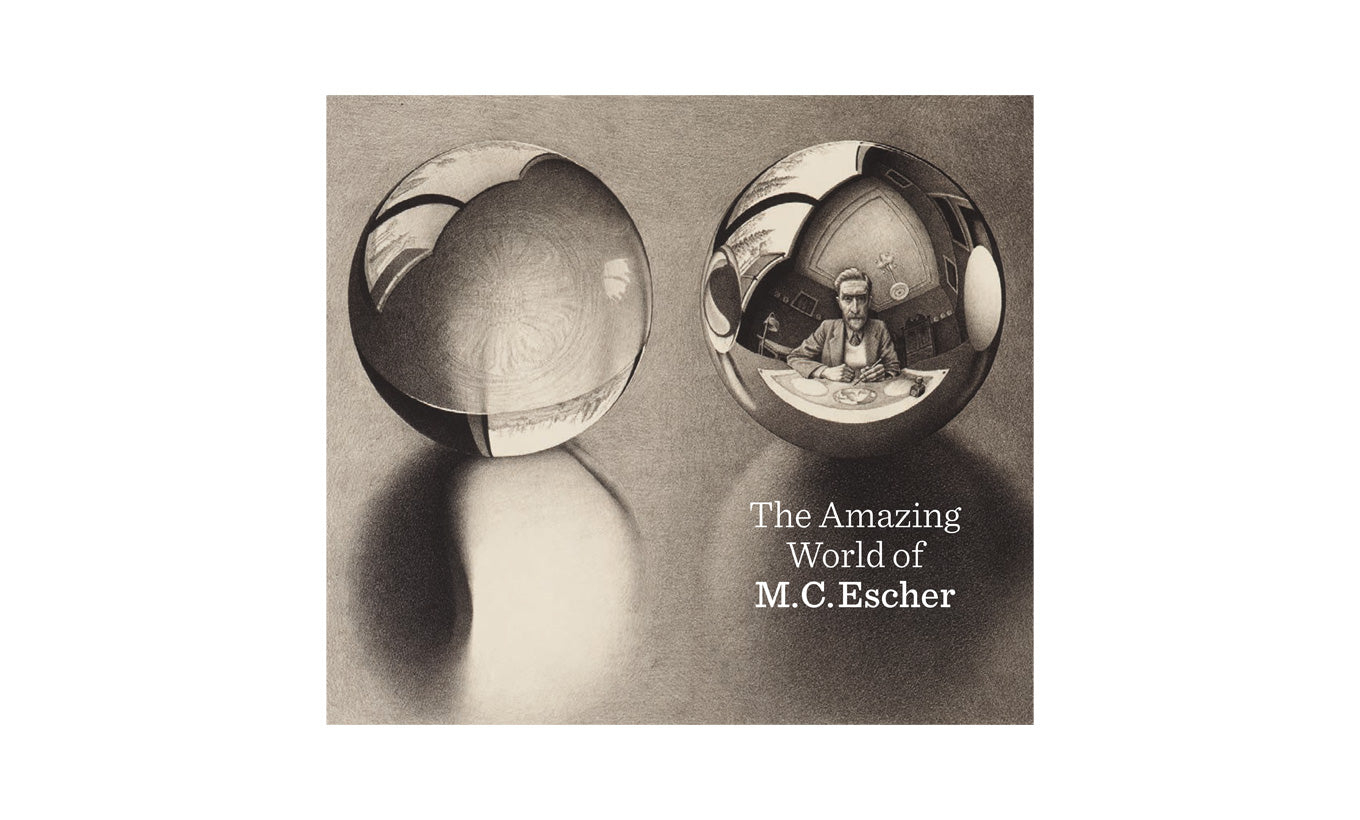 Amazing World of M.C Escher Exhibition Catalogue