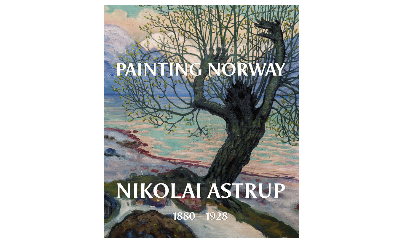 Nikolai Astrup Exhibition Catalogue