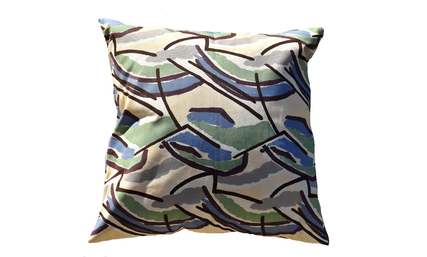Pamela Print Cushion Cover
