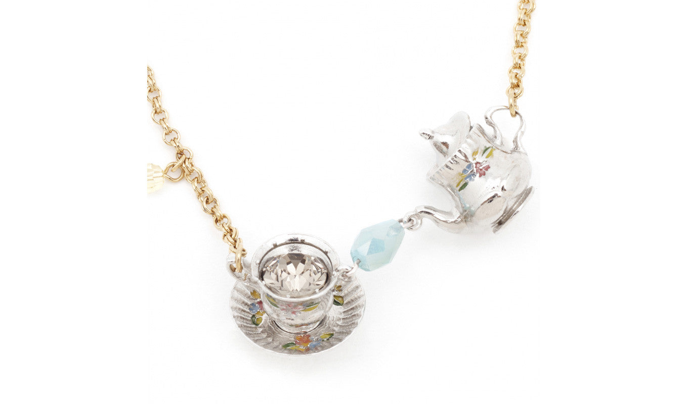 Bill Skinner Tea Party Necklace