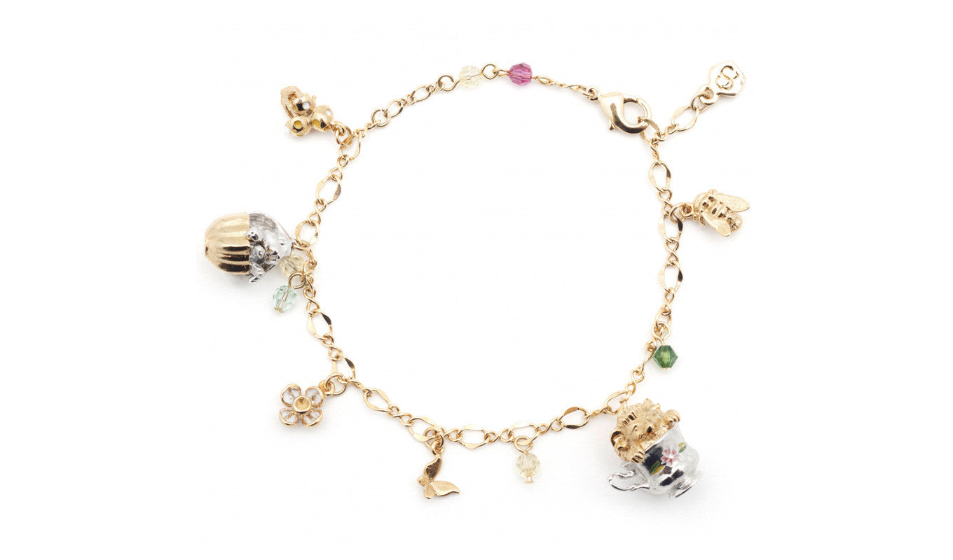 Bill Skinner Tea Party Bracelet