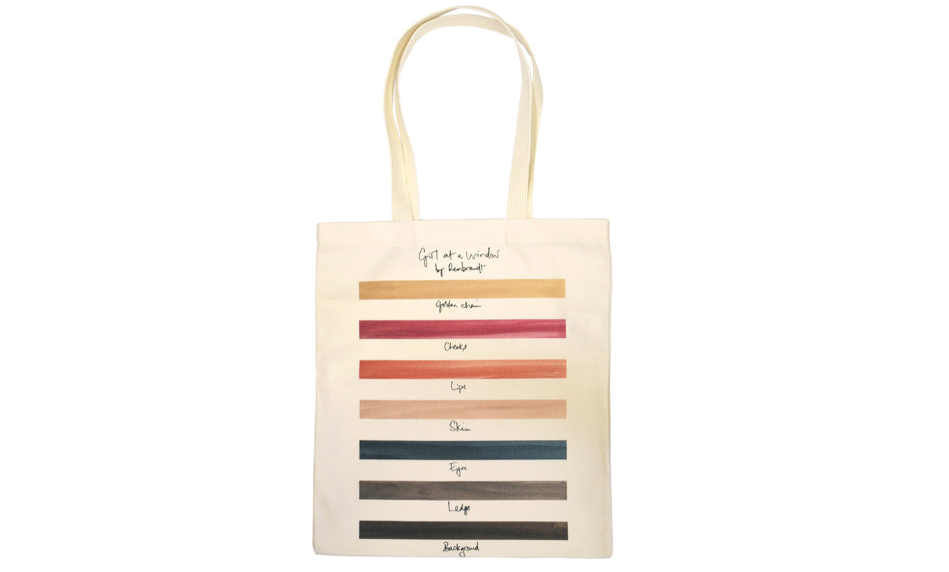 Erskine Rose for DPG Colour Tote Bag