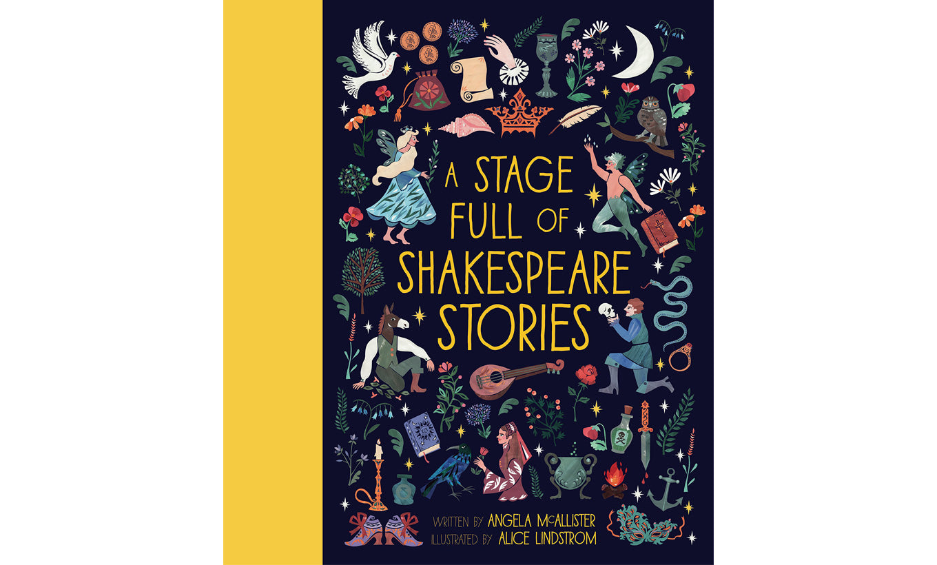 A Stage Full of Shakespeare Stories Book