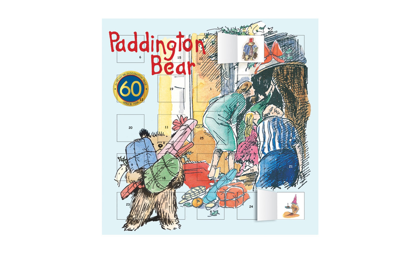 Paddington Bear Advent Calendar