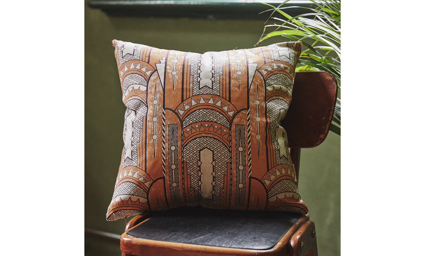 Daniel Heath Onyx Cushion