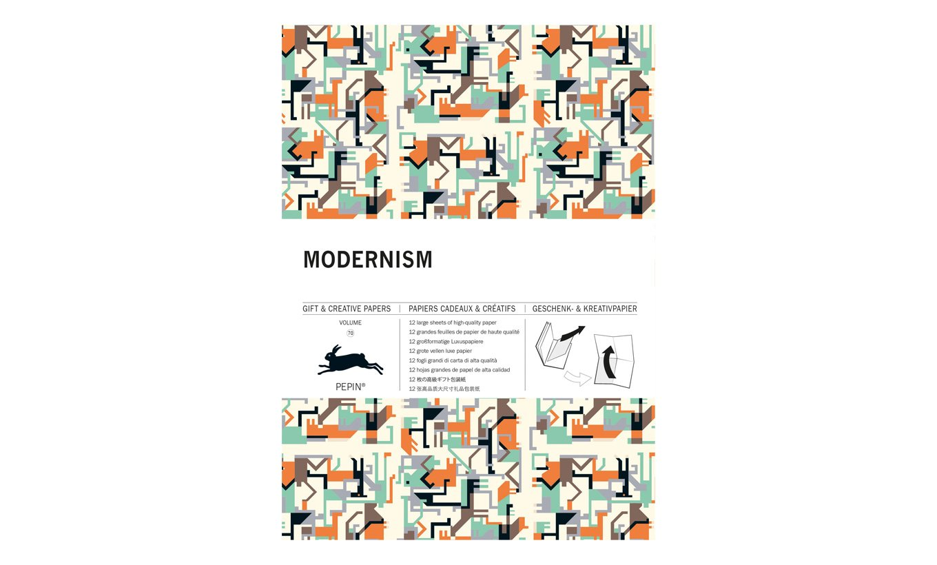 Modernism Gift & Creative Papers