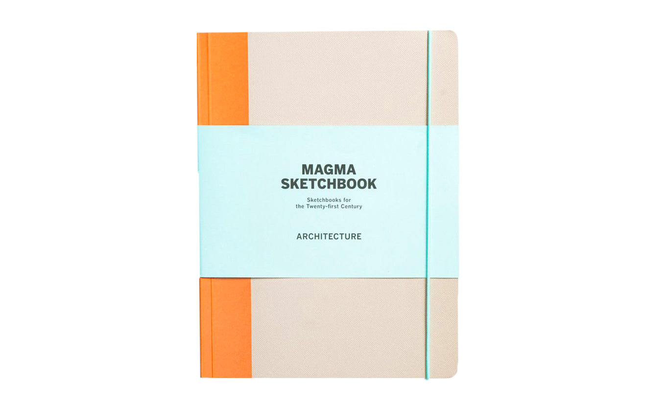 Architecture Magma Sketchbook