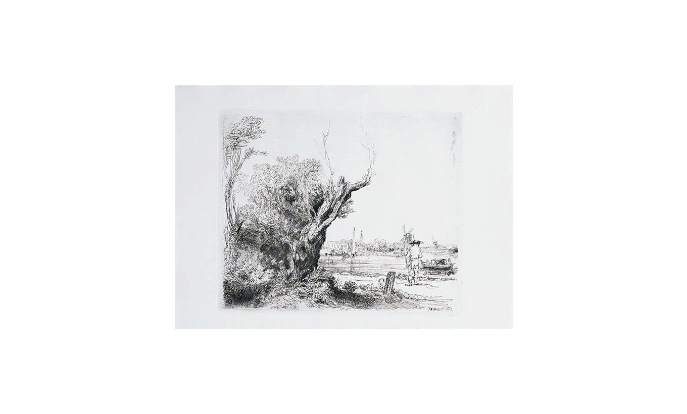 Special Ed. Reproduction Etching: The Omval