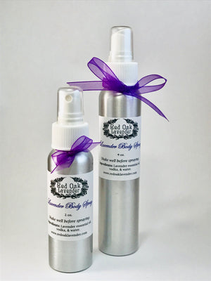 Body Spray - Lavender