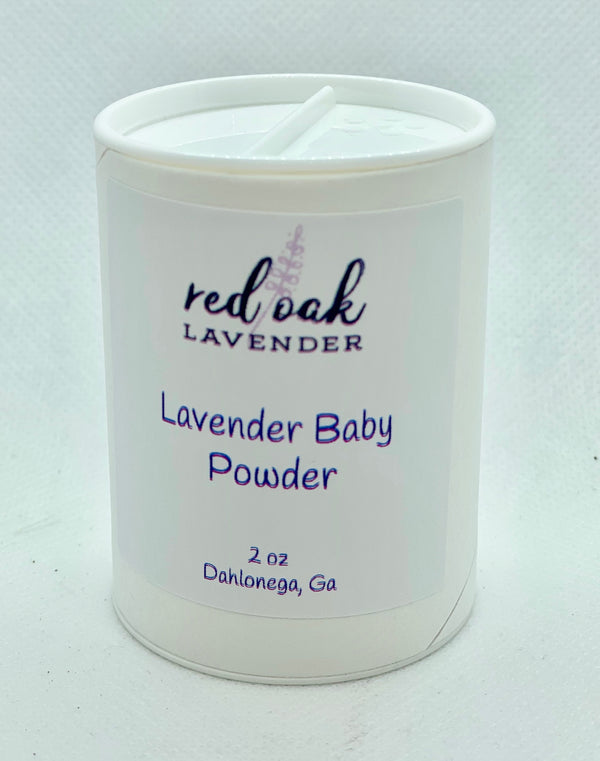Lavender Powder for Baby
