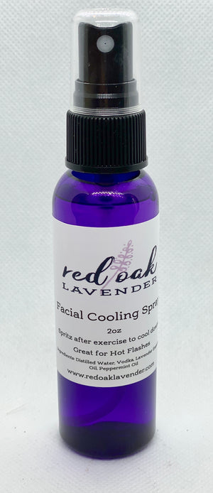 Facial Cooling Spray