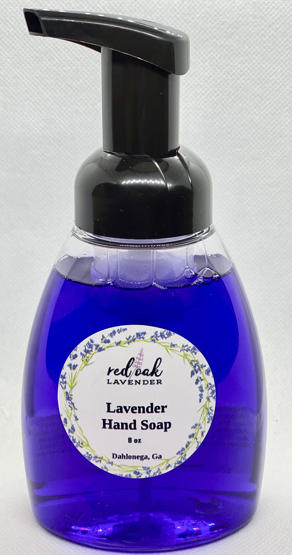 Joy of Lavender Hand Soap