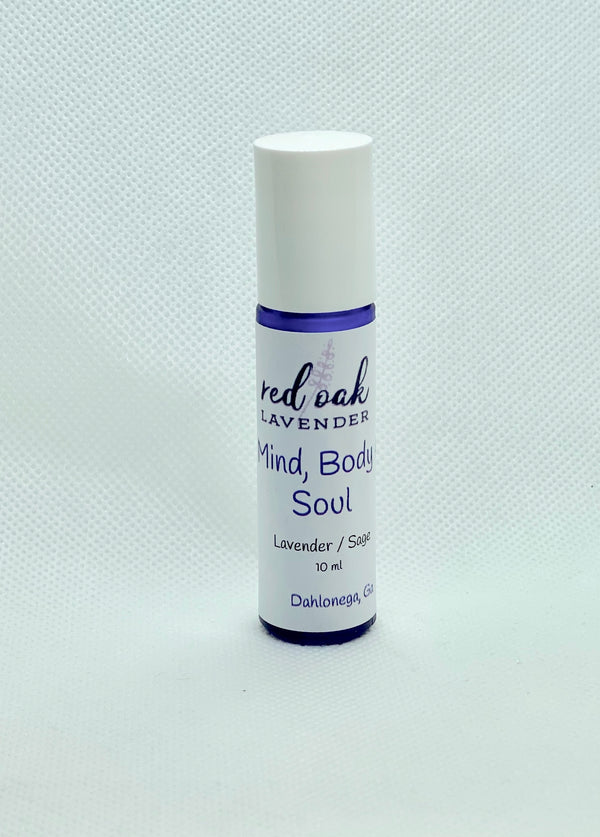 Lavender Sage Roll-On Perfume