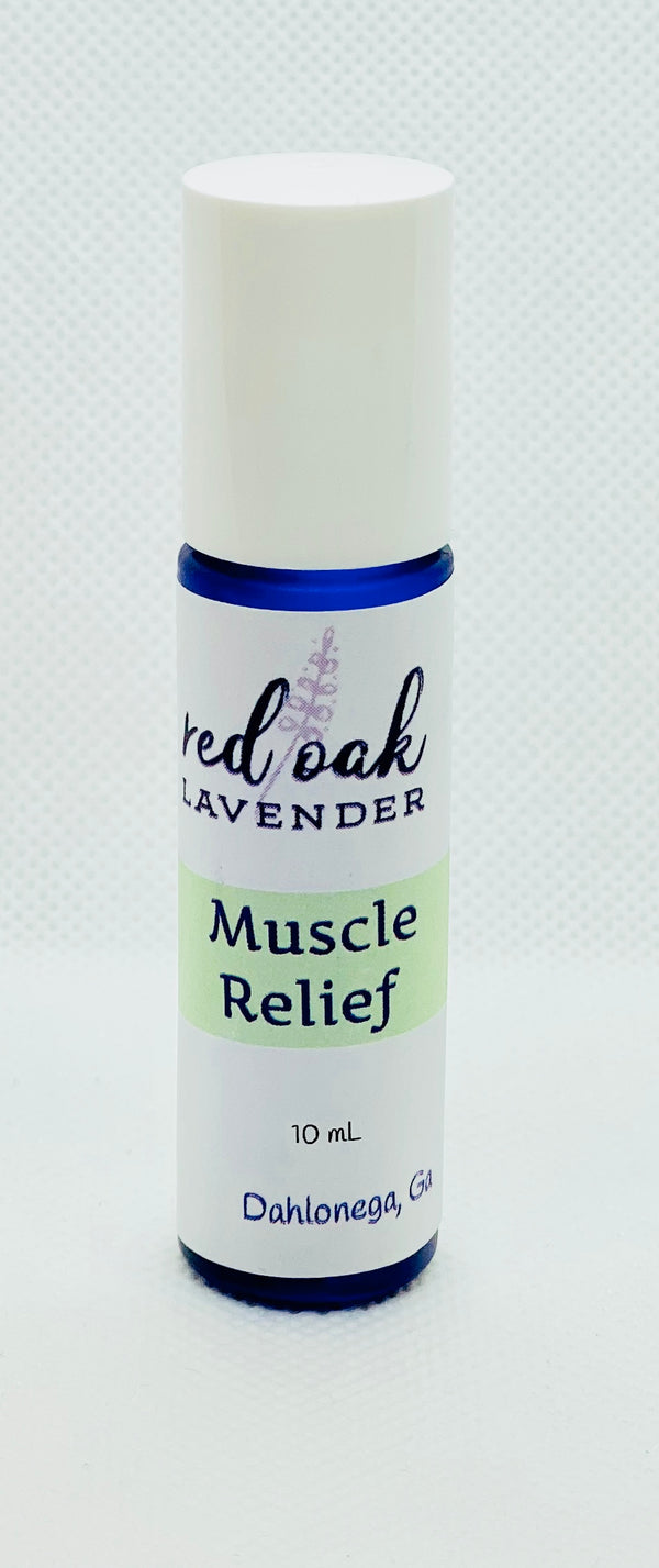 Muscle Relief - Roller Bottle
