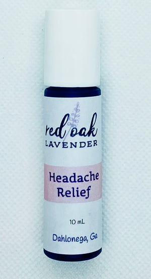Headache Relief - Roller bottle