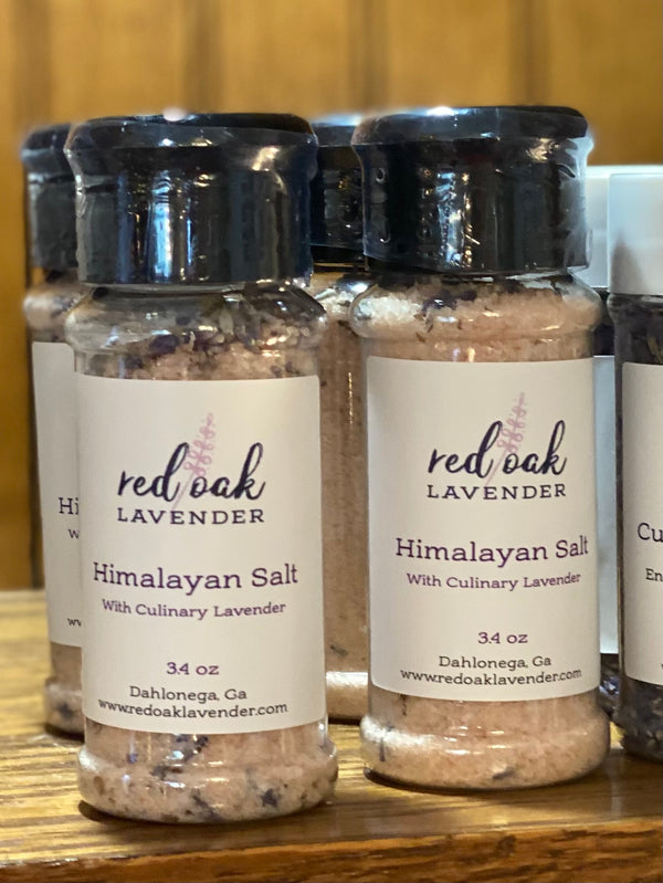 Lavender Bud Necklace