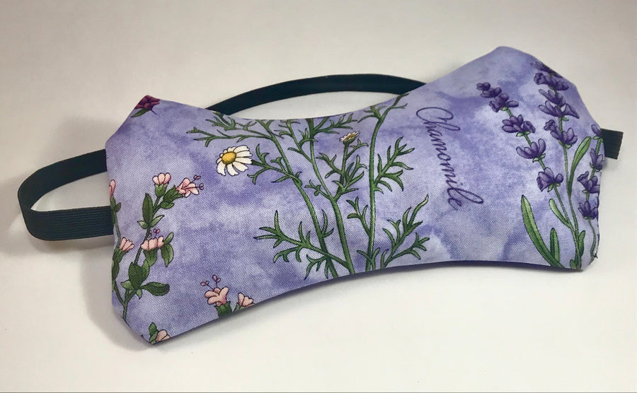 Eye Mask - w/Flaxseed & Lavender