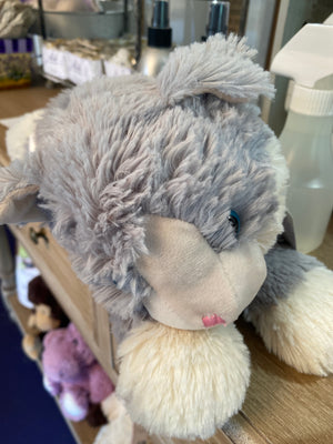 Lavender Filled Plush Animals