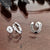 Ashley's Horseshoe Earrings