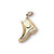 Paddock Boot Charm, 14k gold