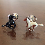 Hildalgo Horse Cuff Links