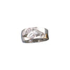 Diamond Horse Head Ring, 18k white gold