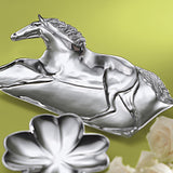 Cantering Horse Serving Platter