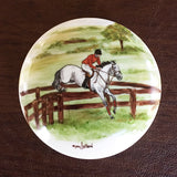 Eventing Porcelain Box