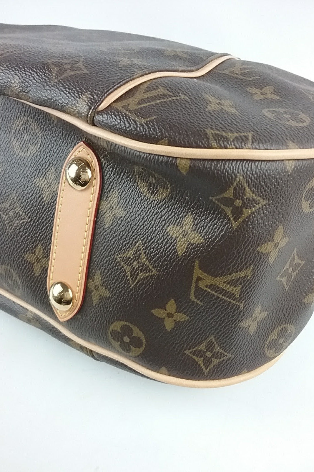 Monogram Galleria PM Shoulder Bag