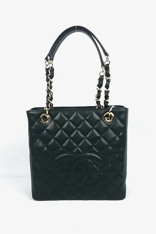 Black Large Easy Flap