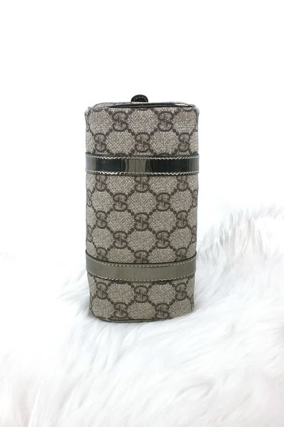 GG Coated Canvas Mini Joy Boston Bag