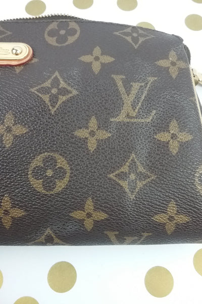 Monogram Eva Clutch