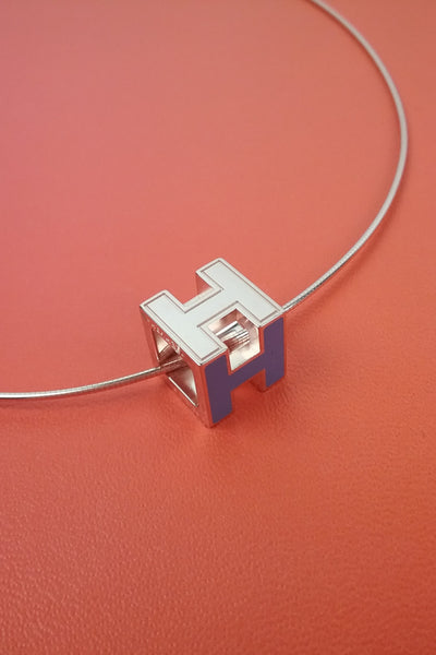 Parme Cage d'H Pendant Necklace