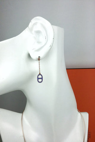 Chaine d'Ancre Drop Earrings
