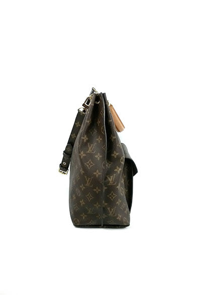 Monogram Canvas Metis Hobo Bag