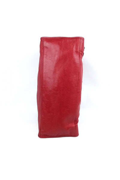 Rouge Ambre Agneau Part Time Bag