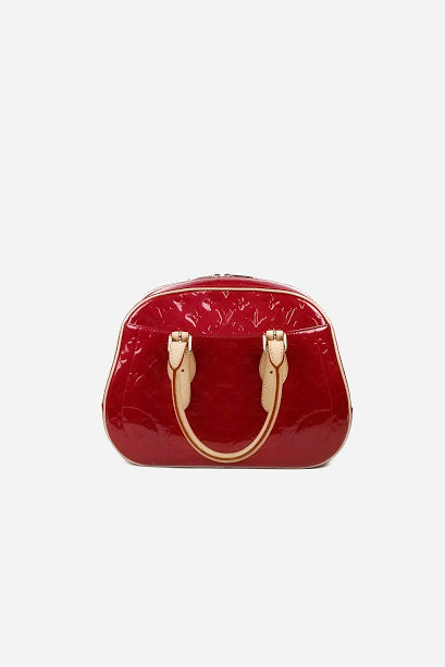 Cerise Vernis Summit Drive Bag