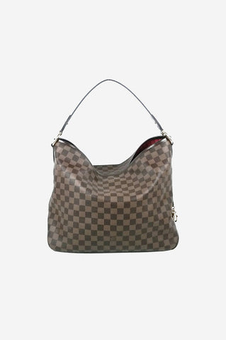 Snakeskin Double Zip Tote Bag w/ Strap