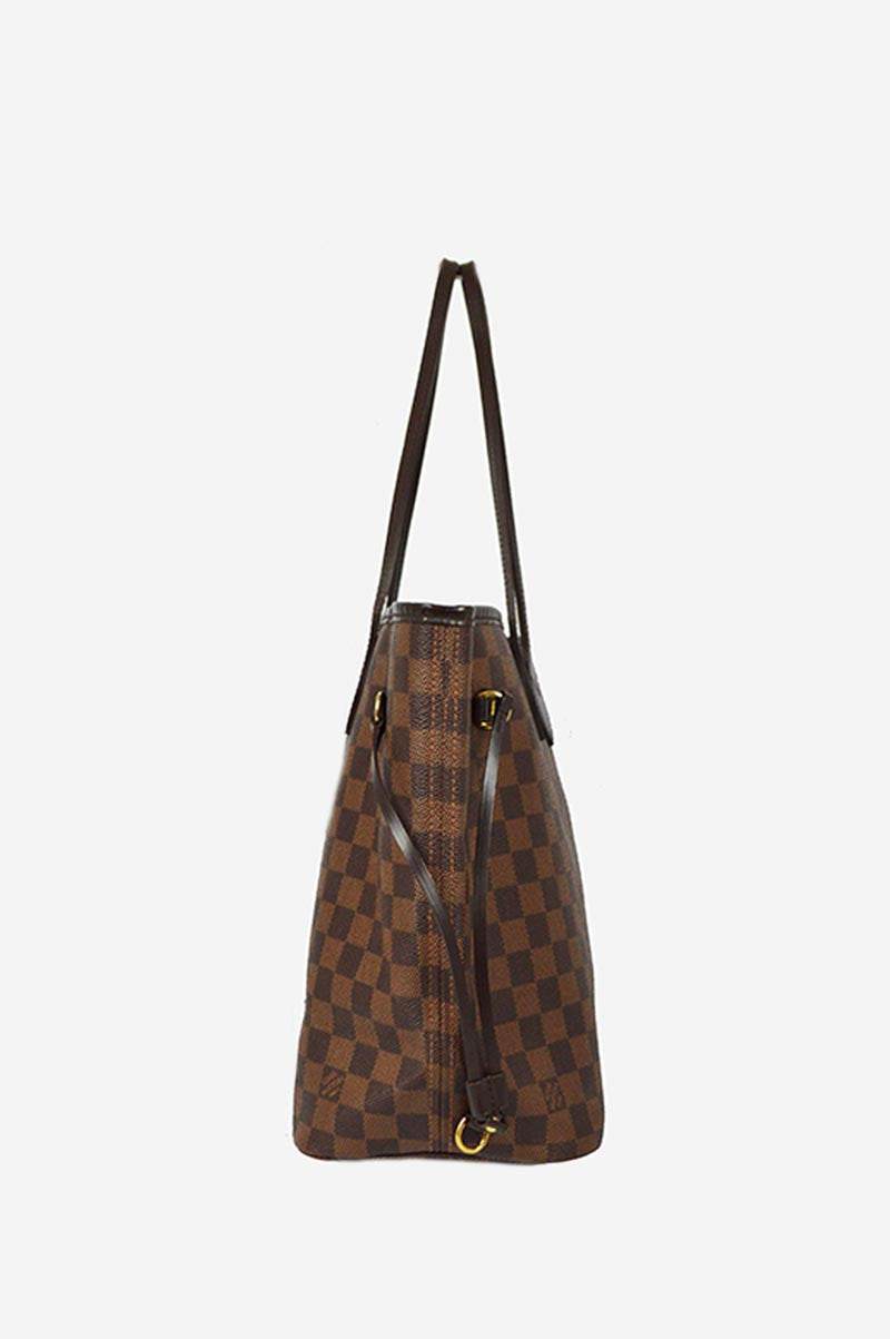 Damier Ebene Canvas Neverfull MM Tote -  ON LAYAWAY