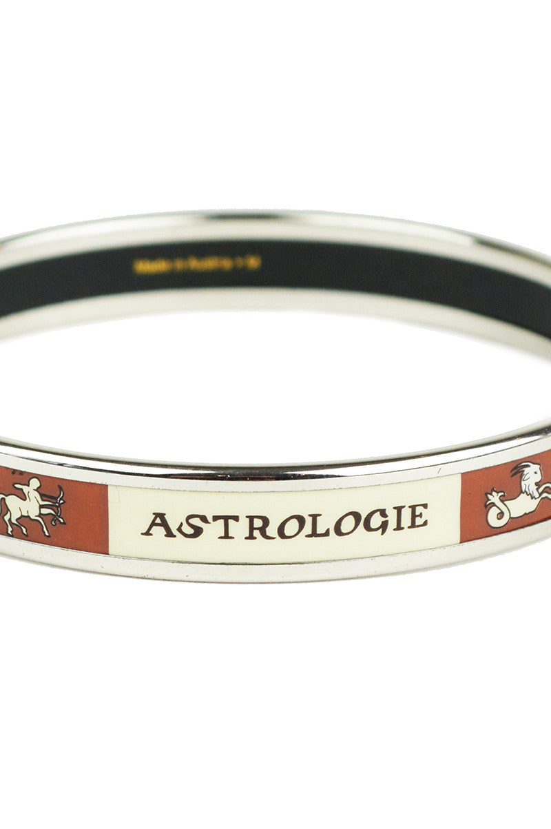 Astrologie Thin Bangle - Haute Classics