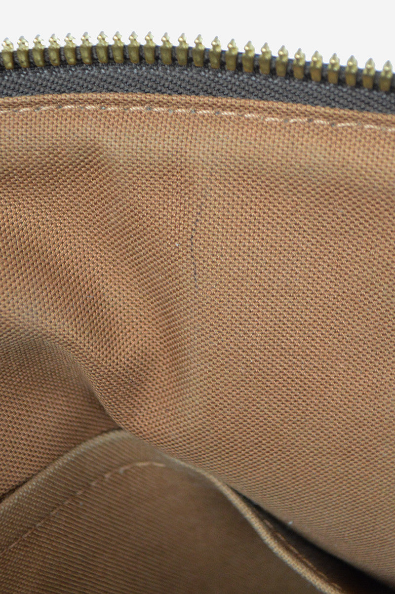 Monogram Coated Canvas Tivoli GM Tote