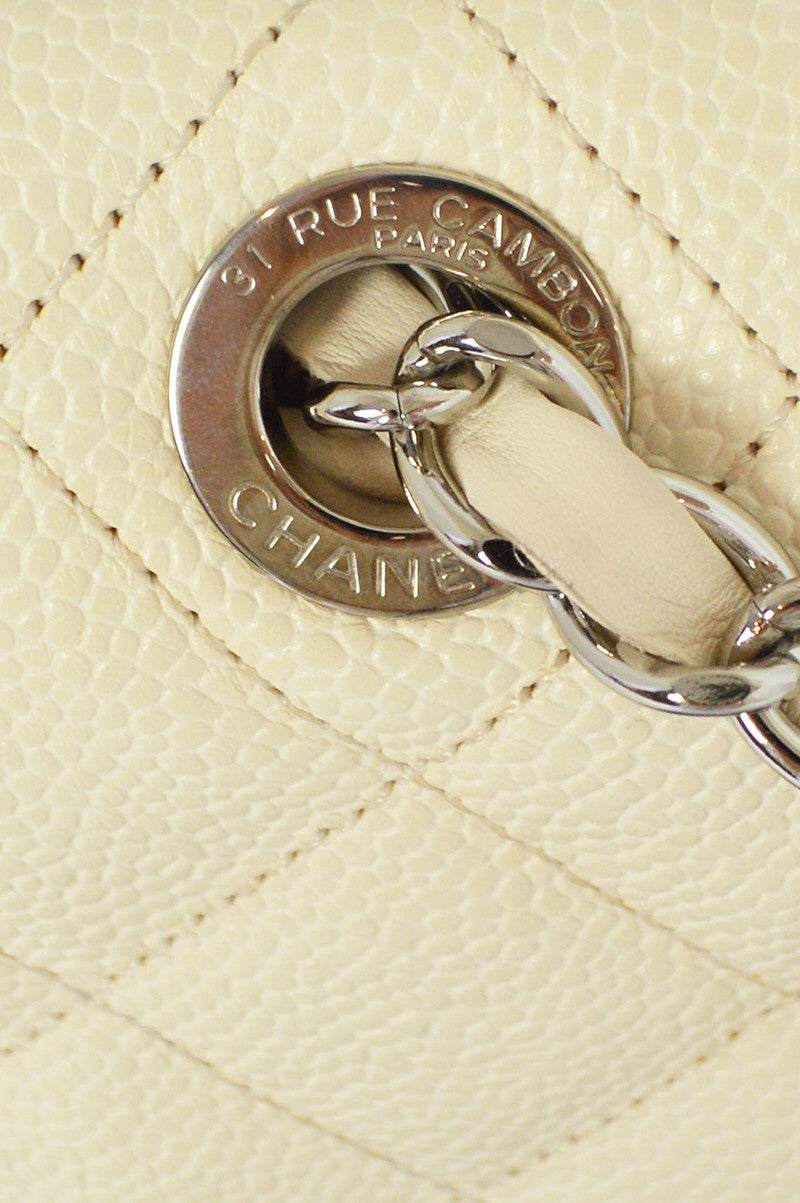 White Caviar French Riviera Handbag