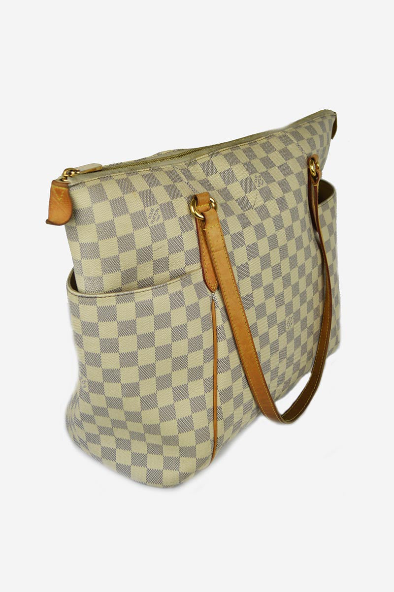 Damier Azur Totally GM Tote