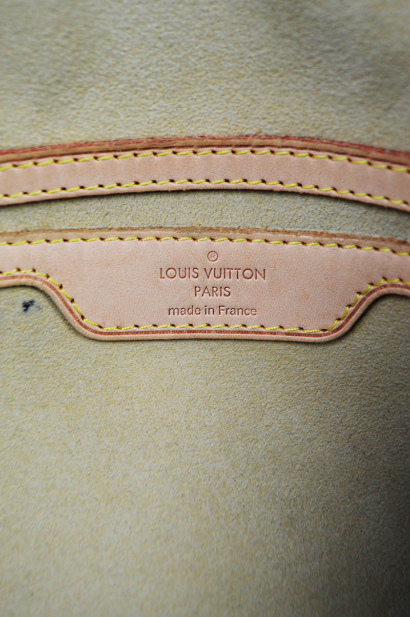 Monogram Retiro GM Satchel