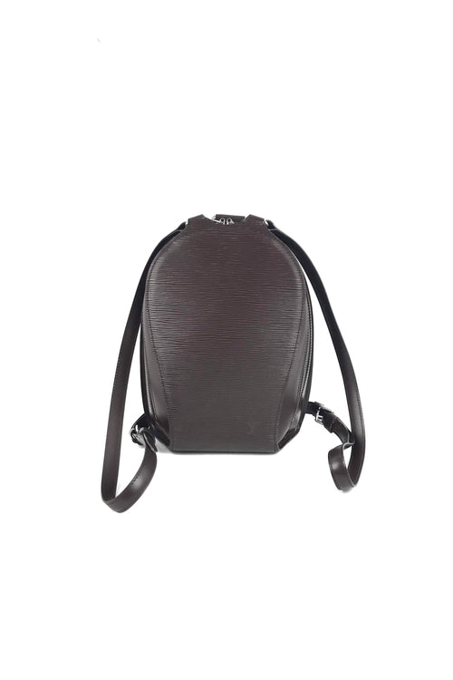 Moka Epi Leather Mabillon Backpack W/ SHW